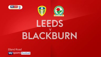 Leeds 2-1 Blackburn