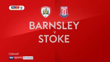 Barnsley 2-4 Stoke