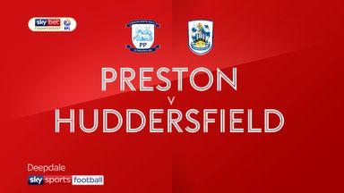 Preston 3-1 Huddersfield