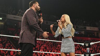Lana drops huge bombshell on Raw