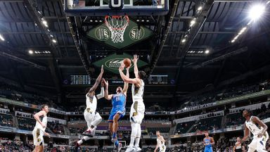 NBA Wk4: Thunder 85-111 Pacers