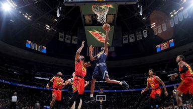 NBA Wk4: Hawks 125-121 Nuggets