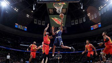NBA Wk4: Hawks 125-121 Nuggets