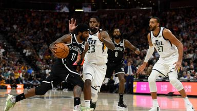 NBA Wk4: Nets 114-119 Jazz