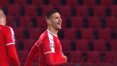Mitrovic scores a screamer
