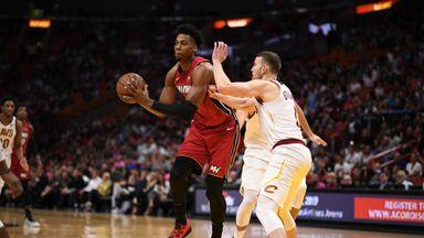 NBA Wk4: Heat 108-97 Cavaliers