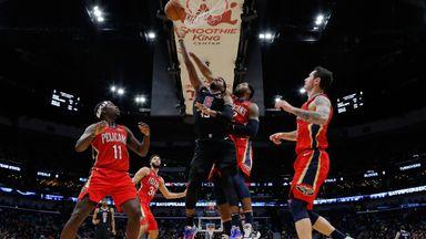 NBA Wk4: Clippers 127-132 Pelicans