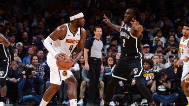 NBA Wk4: Nets 93-101 Nuggets