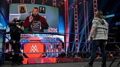 Wyatt accepts Bryan's challenge!