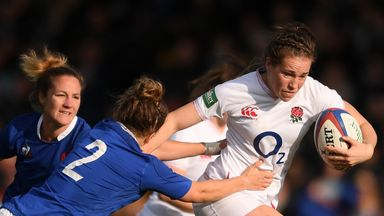 England 17-15 France