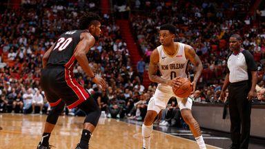 NBA Wk4: Pelicans 94-109 Heat