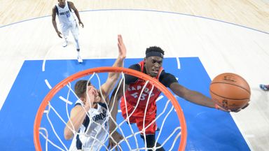 NBA Wk4: Raptors 102-110 Mavericks
