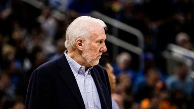 Popovich: I'm not here to make history