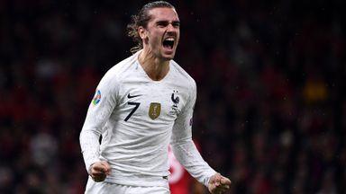 Albania 0-2 France