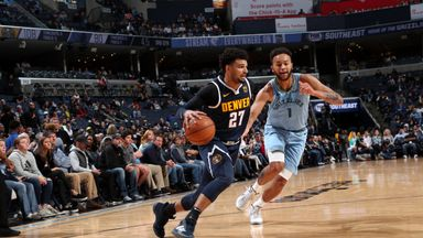 Murray drops 39 in Nuggets win