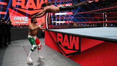 Best of Raw: November 18