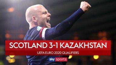 Scotland 3-1 Kazakhstan
