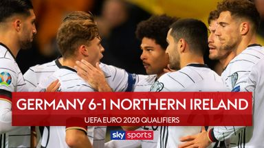 Germany 6-1 Northern Ireland