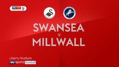 Swansea 0-1 Millwall