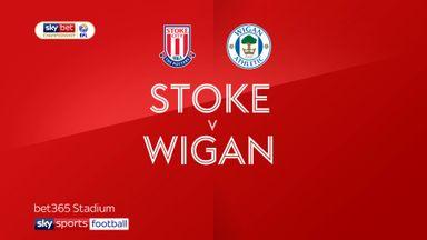 Stoke 2-1 Wigan