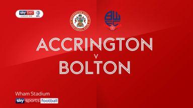 Accrington 7-1 Bolton