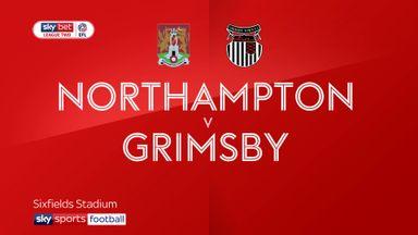 Northampton 2-0 Grimsby