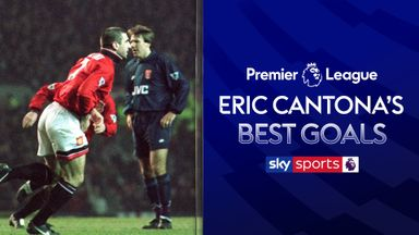 Eric Cantona's greatest goals