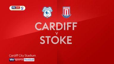 Cardiff 1-0 Stoke