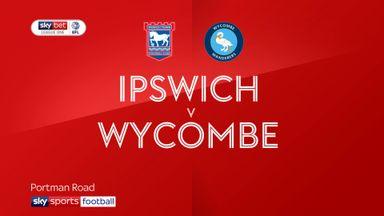 Ipswich 0-0 Wycombe