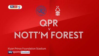 QPR 0-4 Nottingham Forest