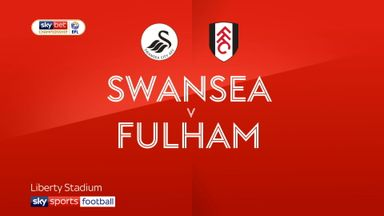 Swansea 1-2 Fulham