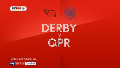 Derby 1-1 QPR