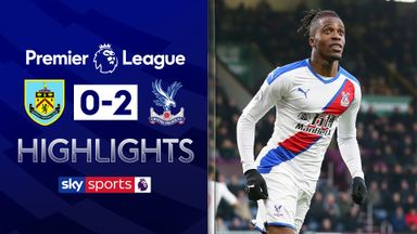 Zaha, Schlupp send Palace into top half