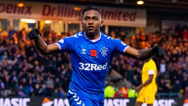 Livingston 0-2 Rangers