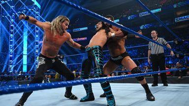 Ali, Shorty G defend Survivor Series spots