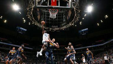 NBA Wk3: Nuggets 100-98 Timberwolves