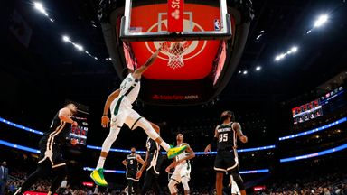 NBA Wk5: Bucks 135-127 Hawks