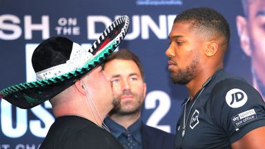 Ruiz Jr vs Joshua 2: The countdown