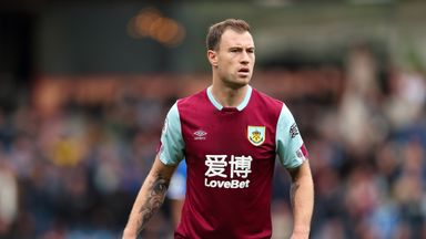 Dyche pleased over Barnes' new contract