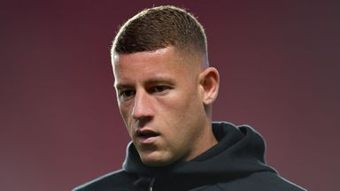 Lampard: Barkley a doubt for England