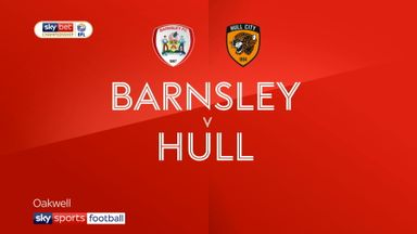 Barnsley 3-1 Hull