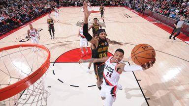 NBA Wk3: Hawks 113-124 Trail Blazers