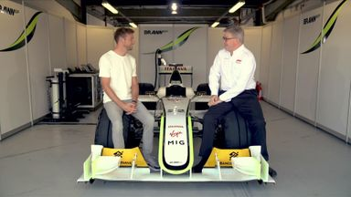 Brawn GP 10 years on