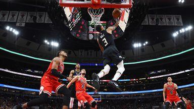 NBA Wk5: Bucks 115-101 Bulls