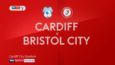 Cardiff 0-1 Bristol City
