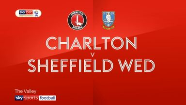 Charlton 1-3 Sheffield Wed