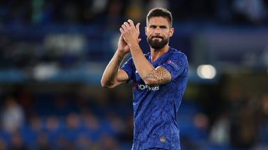 Could Spurs move for Giroud?