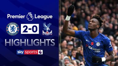 Abraham helps Chelsea to sixth straight win