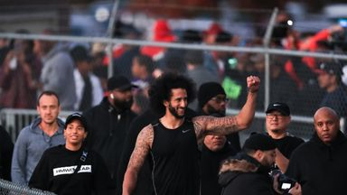 Kaepernick: I'm ready to play anywhere