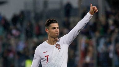 Ronaldo vows to break every record